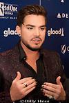 Adam Lambert at the GLAAD Awards