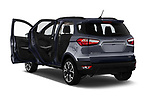Car images close up view of a 2019 Ford EcoSport SES 5 Door SUV doors