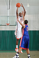 April 8, 2011 - Hampton, VA. USA; Steve Taylor participates in the 2011 Elite Youth Basketball League at the Boo Williams Sports Complex. Photo/Andrew Shurtleff
