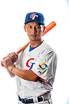 Kao, Chih-Kang of Team Chinese Taipei poses during WBC Photo Day on February 25, 2013 in Taichung, Taiwan. Photo by Victor Fraile / The Power of Sport Images