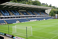 General view of the Frank Adams Stand, taken from the Away End during Wycombe Wanderers vs Southend United, Friendly Match Football at Adams Park on 2nd August 2008