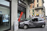 - Milan, car crash<br /> <br /> - Milano, incidente stradale