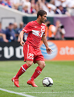 Sabri Sariogulu. The USMNT defeated Turkey, 2-1, at Lincoln Financial Field in Philadelphia, PA.