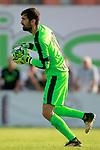 SD Eibar's Asier Riesgo during friendly match. August 4,2017. (ALTERPHOTOS/Acero)
