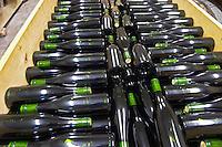 pile of bottles chateau curson dom pochon crozes hermitage rhone france