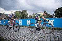 Arjen Livyns (BEL/Bingoal - Wallonie Bruxelles)<br /> <br /> 104th Ronde van Vlaanderen 2020 (1.UWT)<br /> 1 day race from Antwerpen to Oudenaarde (BEL/243km) <br /> <br /> ©kramon