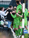 14/11/2010   Copyright  Pic : James Stewart.sct_jspa006_st_mirren_v_celtic  .::  GARY HOOPER IS MOBBED AFTER HE SCORES CELTIC'S LATE WINNER ::.James Stewart Photography 19 Carronlea Drive, Falkirk. FK2 8DN      Vat Reg No. 607 6932 25.Telephone      : +44 (0)1324 570291 .Mobile              : +44 (0)7721 416997.E-mail  :  jim@jspa.co.uk.If you require further information then contact Jim Stewart on any of the numbers above.........