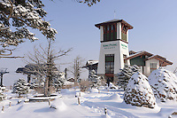 Hotels at theYongpyong (Dragon Valley) Ski Resort is a ski resort in South Korea, located in Daegwallyeong-myeon.  Pyeongchang. Yongpyong will host the technical alpine skiing events of slalom and giant slalom for the 2018 Winter Olympics and 2018 Winter Paralympics in Pyeongchang.