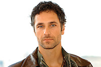 "RAOUL BOVA.Photocall for ""Milano-Palermo: il ritorno"", Rome, Italy..November 15th, 2007.headshot portrait stubble facial hair.CAP/CAV.©Luca Cavallari/Capital Pictures."