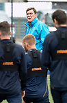 St Johnstone Training…17.08.18<br />Manager Tommy Wright pictured during training at McDiarmid Park this morning ahead of tomorrow's BetFred Cup game at Queen of the South,.<br />Picture by Graeme Hart.<br />Copyright Perthshire Picture Agency<br />Tel: 01738 623350  Mobile: 07990 594431