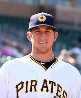 Aaron Pribanic - Mesa Solar Sox - 2010 Arizona Fall League.Photo by:  Bill Mitchell/Four Seam Images..