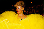 Ballroom dancing competition Winter Gardens Blackpool Tower. Come Dancing TV programe being made. Lancashire. 1980s UK