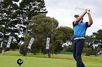 Mark Brown. Christies Flooring Mt Maunganui Golf Open, Mt Maunganui, Tauranga, New Zealand,Thursday 10 December 2020. Photo: Simon Watts/www.bwmedia.co.nz