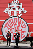 MLS Cup Press Conference With Mayor Tory, December 8, 2016