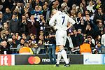 Real Madrid's Cristiano Ronaldo during Champions League match between Real Madrid and Borussia Dortmund  at Santiago Bernabeu Stadium in Madrid , Spain. December 07, 2016. (ALTERPHOTOS/Rodrigo Jimenez)