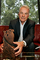 Alain Bouchard , CEO groupe Couche Tard, 2008