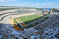 View of the newly constructed McLane Stadium from the media press box before the inaugural NCAA Football game, Sunday, August 31, 2014 in Waco, Tex. Baylor defeated SMU 45-0. (Mo Khursheed/TFV Media via AP Images)