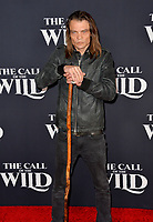 """LOS ANGELES, CA: 13, 2020: Micah Fitzgerald at the world premiere of """"The Call of the Wild"""" at the El Capitan Theatre.<br /> Picture: Paul Smith/Featureflash"""