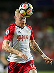 West Bromwich Albion midfielder James McClean in action during the Premier League Asia Trophy match between West Bromwich Albion and Crystal Palace at Hong Kong Stadium on 22 July 2017, in Hong Kong, China. Photo by Weixiang Lim / Power Sport Images