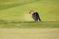 STANFORD, CA - APRIL 25: YouSang Hou at Stanford Golf Course on April 25, 2021 in Stanford, California.