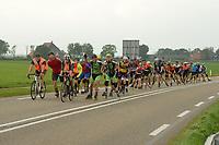 SKEELEREN: FRYSLÂN: 11-09-2021, BANTEGA: Skeeler Elfstedentocht, nabijheid van Oosterzee, ©foto Martin de Jong