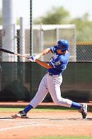 Eric Hosmer - Kansas City Royals, 2009 Instructional League.Photo by:  Bill Mitchell/Four Seam Images..