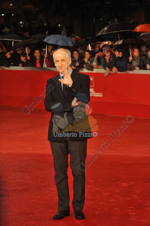 TONI SERVILLO <br /> FESTIVAL INTERNAZIONALE  DEL CINEMA DI ROMA 2010