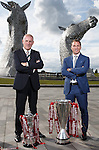 210616 League Managers at Kelpies