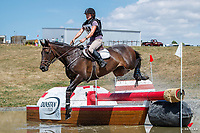 NZL-Louise Mulholland rides Mr McTaggart. Dunstan Horse Feeds CCI3*-S. 2021 NZL-RANDLAB Matamata Horse Trial. Sunday 21 February. Copyright Photo: Libby Law Photography.