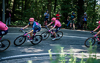 overall leader Stefan Bissegger (SUI/EF Education - Nippo)<br /> <br /> 17th Benelux Tour 2021<br /> Stage 5 from Riemst to Bilzen (BEL/192km)<br /> <br /> ©kramon