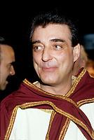 file photo - circa 1987<br /> <br /> Cesar et les Romains