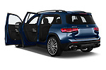 Car images of 2021 Mercedes Benz GLB AMG-35 5 Door SUV Doors