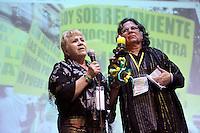 """BOGOTÁ -COLOMBIA. 11-10-2014. Presentación de la delegación de Antioquia durante la tercera jornada del Encuentro por la """"Dignidad de las Víctimas del Genocidio contra La UP"""" realizado hoy, 11 de octuber de 2014, en la ciudad de Bogotá./ Performance of Antioquia delegation during the third day of the Meeting for the """"Dignity of Victims of Genocide against The UP"""" took place today, October 10 2014, at Bogota city. Photo: Reiniciar /VizzorImage/ Gabriel Aponte<br /> NO VENTAS / NO PUBLICIDAD / USO EDITORIAL UNICAMENTE / USO OBLIGATORIO DEL CRÉDITO"""