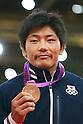 2012 Olympic Games - Judo - Men's -90kg Medal Ceremony