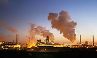 Nederland - Wijk aan Zee - 2019 . Tata Steel, de vroegere Hoogovens.  Foto Berlinda van Dam / Hollandse Hoogte