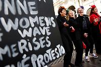 20190119 Women's March Rome 2019