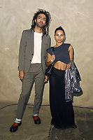 Noah Becker and Dania Macias at the Esprit fashion show during About You Fashion Week in Berlin, Germany on 14 September 2021. Credit: Action Press/MediaPunch **FOR USA ONLY**