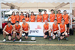 PwC Hong Kong team during Swire Touch Tournament on 03 September 2016 in King's Park Sports Ground, Hong Kong, China. Photo by Marcio Machado / Power Sport Images