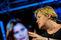 Hay on Wye, UK. Sunday 29 May 2016<br /> Pictured: Alex Clark<br /> Re: The 2016 Hay festival take place at Hay on Wye, Powys, Wales