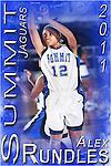 2011 Summit Lady Jaguars Basketball Posters