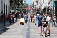CAMPINAS (SP), 26/12/2019 - Comércio - Movimentação no comércio na Rua 13 de Maio, no centro da cidade de Campinas (SP), nesta quinta-feira (26), tambem conhecido como o Dia Nacional da Troca de Presentes.