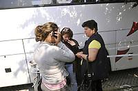 - Milano, Cascina Gobba, punto di incontro, arrivo, partenza,e scambio per gli immigrati da Ukraina, Moldavia e Romania<br /> <br /> - Milan, Cascina Gobba, meeting point, arrival, departure, and exchanges for immigrants from Ukraine, Moldova and Romania