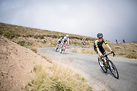 Mikel Nieve (ESP/Mitchelton-Scott) coming down the Port de Balès (HC climb)<br /> <br /> Stage 8 from Cazères to Loudenvielle (141km)<br /> <br /> 107th Tour de France 2020 (2.UWT)<br /> (the 'postponed edition' held in september)<br /> <br /> ©kramon