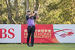 Terry Pilkadaris of Australia tees off hole 2 during the 58th UBS Hong Kong Open as part of the European Tour on 08 December 2016, at the Hong Kong Golf Club, Fanling, Hong Kong, China. Photo by Vivek Prakash / Power Sport Images