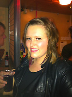 """Pictured: Danielle Prosser<br /> Re: A young mum who used a four-inch stiletto heel to carry out an horrific attack on an innocent couple has walked free from court.<br /> Danielle Prosser, 29, took off the shoe and lunged at the startled pair outside a nightclub, causing horrific injuries.<br /> Sophie Rees, 19, was knocked unconscious and needed to have her scalp stapled back together.<br /> Her boyfriend Matthew Lloyd, 20, needed surgery to his cheek after suffering severe facial injuries caused by the sharp heel.<br /> A judge said the injuries were so severe the offences merited going to prison.<br /> But mother-of-three Prosser was let off with a suspended sentence because she was sorry for her """"moments of stupidity.""""<br /> Prosser was filmed approaching the couple armed with the black stiletto outside Coolers nightclub in Merthyr Tydfil, South Wales.<br /> The court heard there was had been banter as revellers left the venue at 2am with drink and food being thrown."""
