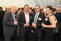 Pictured from left are Barry Lee of GE Capital, Nick Pulley of Santander, Colin Gittus of Gateley Plc and Sinéad Laverty of Penna