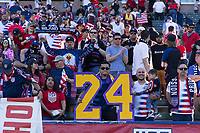 CARSON, CA - FEBRUARY 1: Kobe Bryant Tribute during a game between Costa Rica and USMNT at Dignity Health Sports Park on February 1, 2020 in Carson, California during a game between Costa Rica and USMNT at Dignity Health Sports Park on February 1, 2020 in Carson, California.