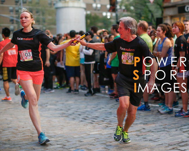 The Extra Mile 2018 - Bloomberg chairman during New York race on 3 May 2018, in New York, USA. Photo by Eduardo Muñoz / Power Sport Images