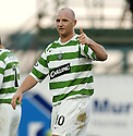 06/11/2005         Copyright Pic : James Stewart.File Name : sct_jspa10 falkirk v celtic.JOHN HARTSON CELEBRATES AFTER HE SCORES CELTIC'S THIRD.....Payments to :.James Stewart Photo Agency 19 Carronlea Drive, Falkirk. FK2 8DN      Vat Reg No. 607 6932 25.Office     : +44 (0)1324 570906     .Mobile   : +44 (0)7721 416997.Fax         : +44 (0)1324 570906.E-mail  :  jim@jspa.co.uk.If you require further information then contact Jim Stewart on any of the numbers above.........