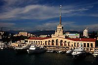 Sochi, Russia, September 2010. Photo by Quique Kierszenbaum.